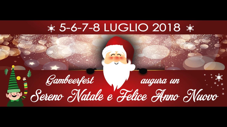 Auguri Di Buon Natale Alla Famiglia.Festa Commercianti 8 Dicembre 2017 Gambeerfest La Festa Della